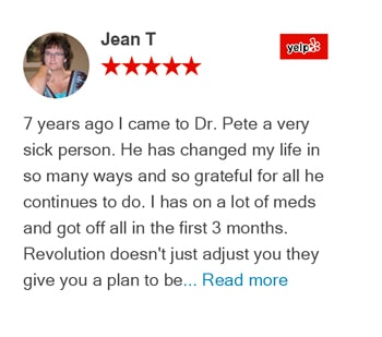Yelp Reviews - Revolution Health Center