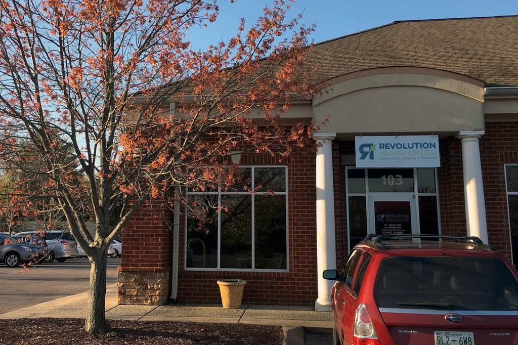 Best Chiropractic in Murfreesboro TN Revolution Health Center