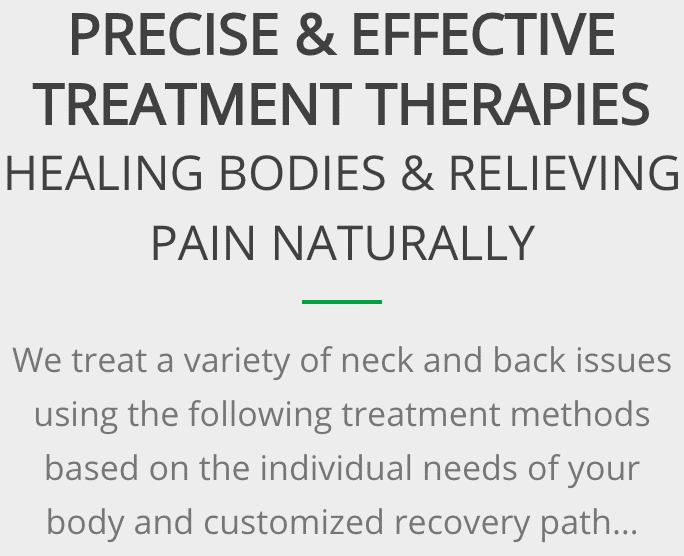 precise and effective treatment therapies