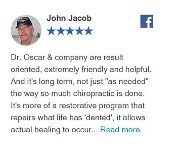 Facebook Review - John Jacob