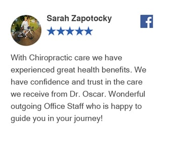 Facebook Reivew - Sarah Xapotocky - Revolution Health Center