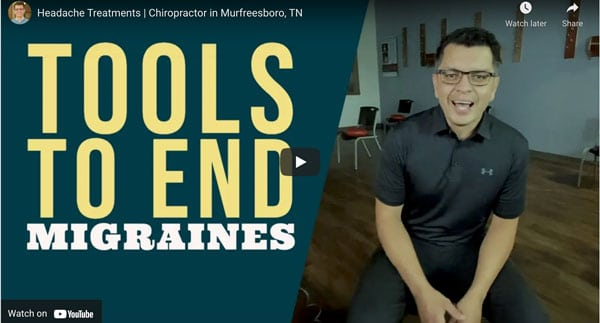 Tools to end migraines at Revolution Health Center